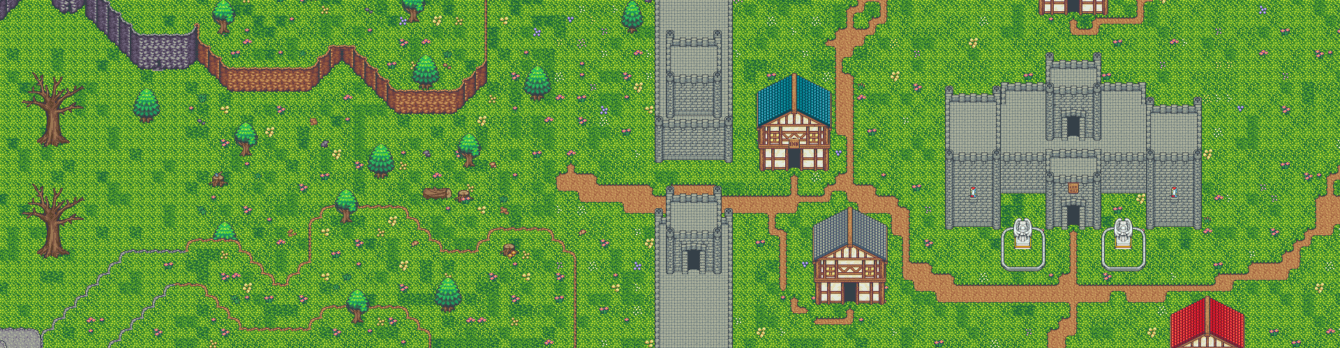 Intersect Engine - Free 2D MMORPG Maker